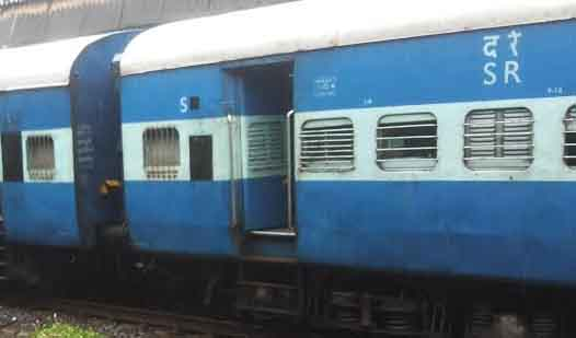 Linen Trolleys in Trains by Indian Railway