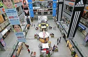 Citi Application Status >> Metro Rail In Bangalore Mall - Mantri Square