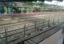 Railway rule for Cleaning