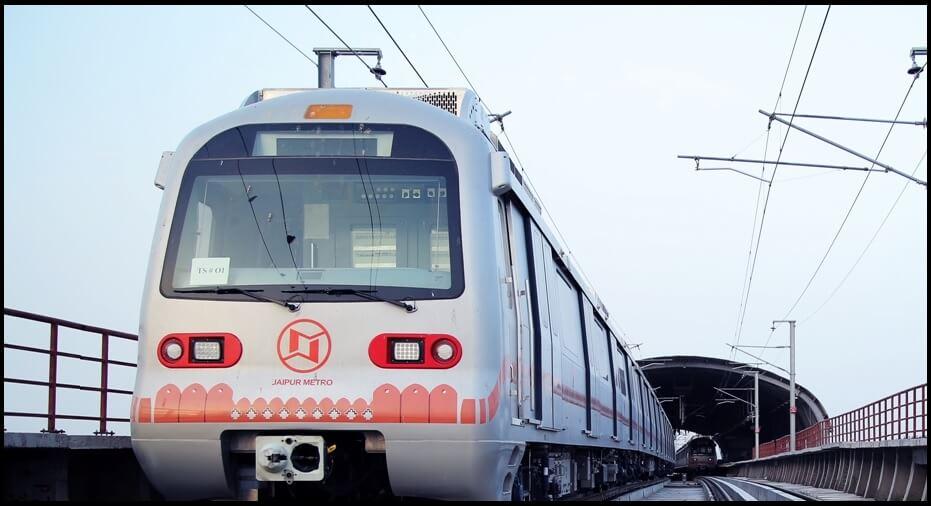 Jaipur Metro Rail Updates