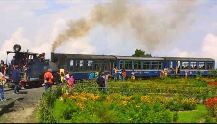 Darjeeling Himalayan Railway Toy Train