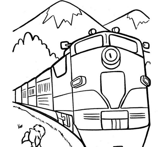 Double Decker Trains