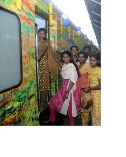 Duronto Express Train Hyderabad to Delhi