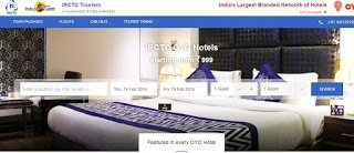IRCTC and OYO Hotels Joined Sales Started