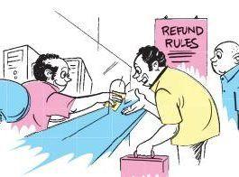 IRCTC Ticket Refund Rules