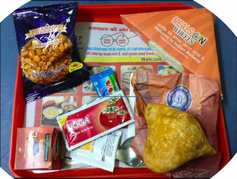 Optional Catering Services in Trains