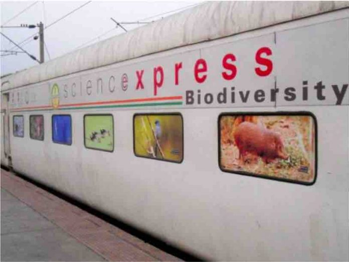 Science Express Trains