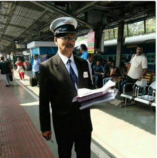 Train Captain in Trains