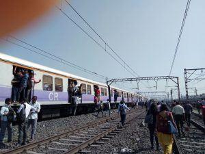 Mumbai Train Strike