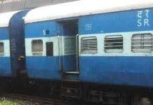 Data Logger System in Railways