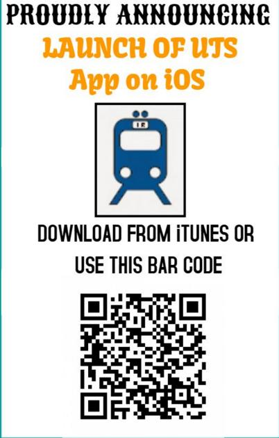 UTS Mobile Ticketing App