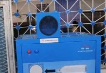 Plastic Bottle recycling Machines at Railway Stations