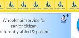 Wheelchair Services at Railway Stations