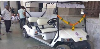 Buggy Services at Railway Stations in India