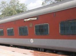 Rajdhani Express Trains in India