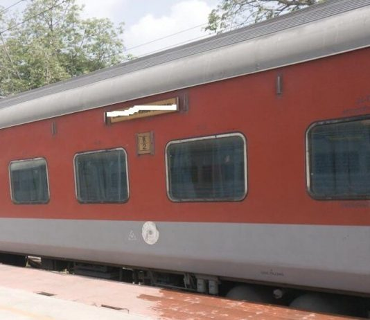Rajdhani Express Trains in India