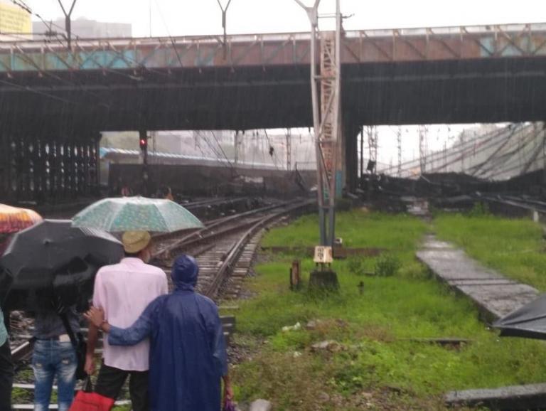 Major Train Blocks ( September 2021 )