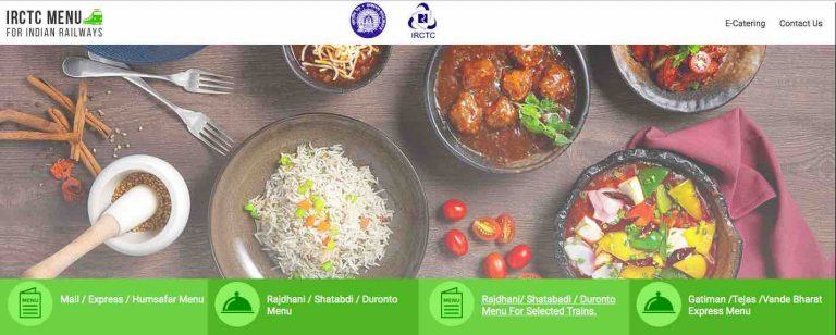 IRCTC Food Overcharging Action Rules