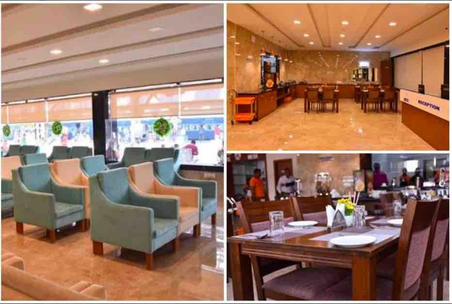 Madurai Railway Station Executive Lounge