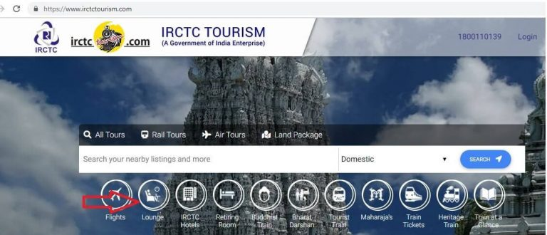 How to Book IRCTC Executive Lounge at Railway Station