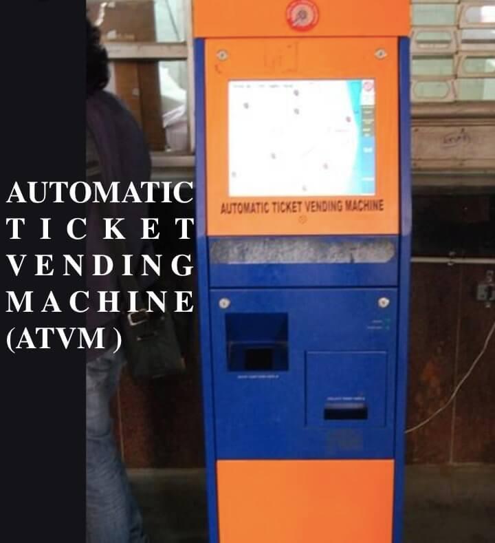 AUTOMATIC TICKET VENDING MACHINES