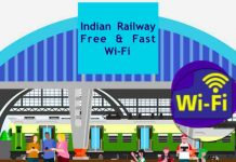 Indian Railway Wi-Fi