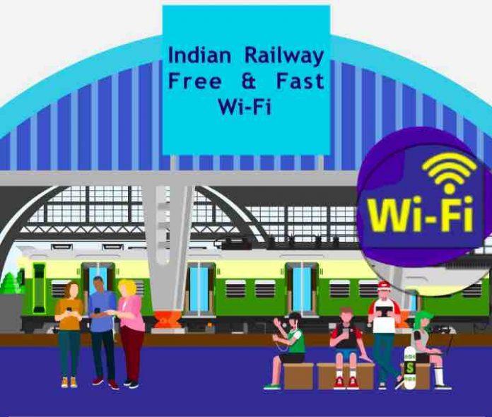 Indian Railway Wi-Fi
