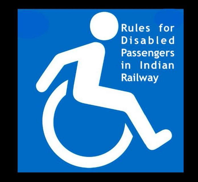 Rules for Disabled Passengers in Indian Railway