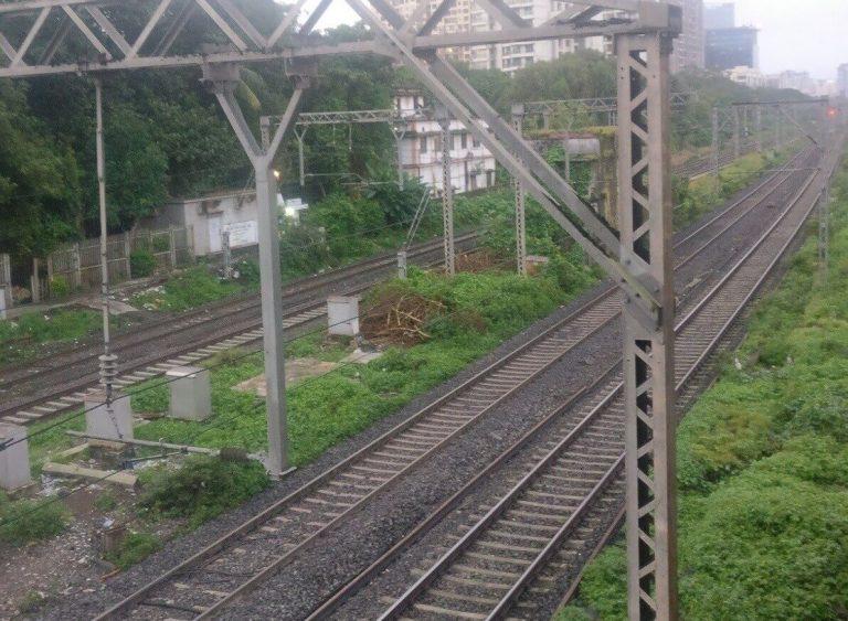 MEGA BLOCK  NOVEMBER 17 , 2019 :: MUMBAI LOCAL TRAIN