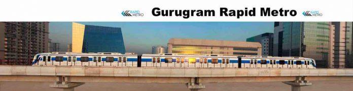 Gurugram Rapid Metro