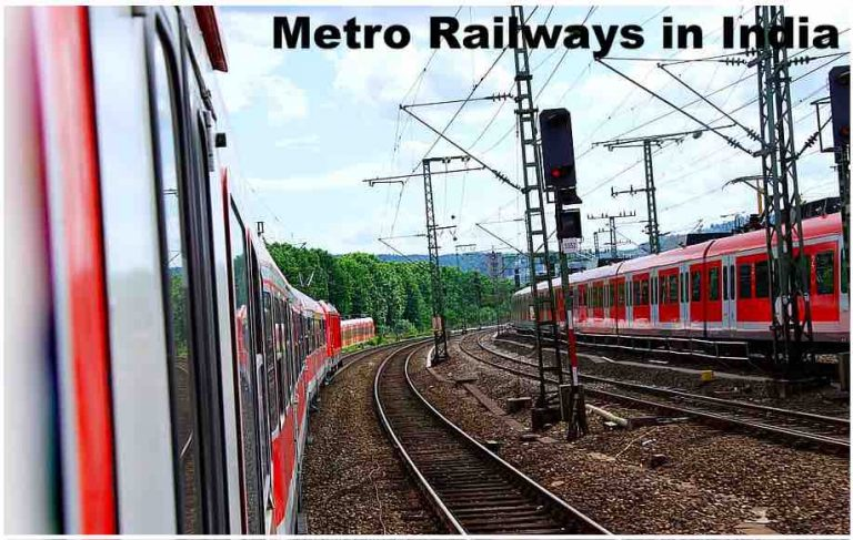 Metro Railways in India