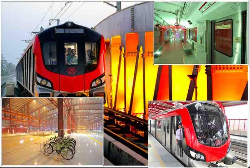 Lucknow Metro Rail : Uttar Pradesh Metro Rail