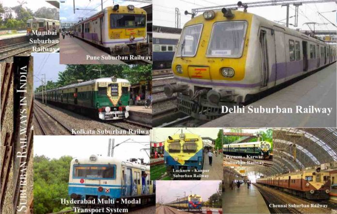 Suburban Railways in India