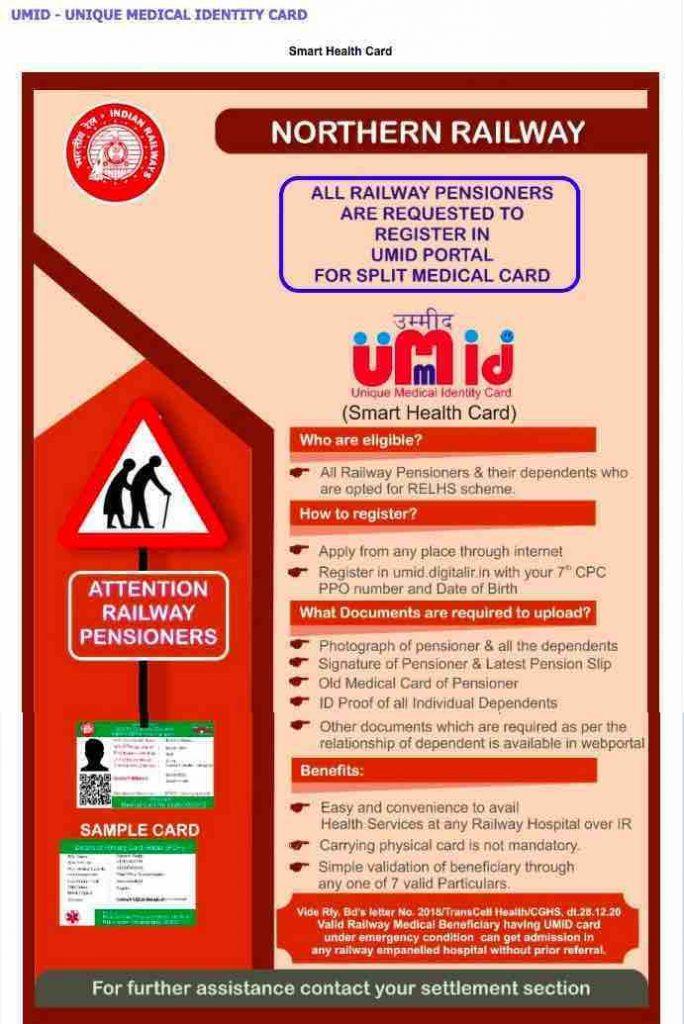 UMID Smart Card